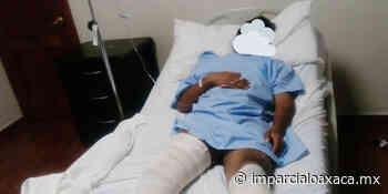 Víctima de tortura policíaca en Tlaxiaco demanda justicia - El Imparcial de Oaxaca