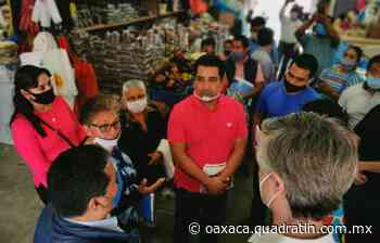 Reactiva Tlaxiaco actividades no esenciales - Quadratín Oaxaca