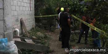 Hallan cadáver en descomposición de mujer en Tlaxiaco - El Imparcial de Oaxaca