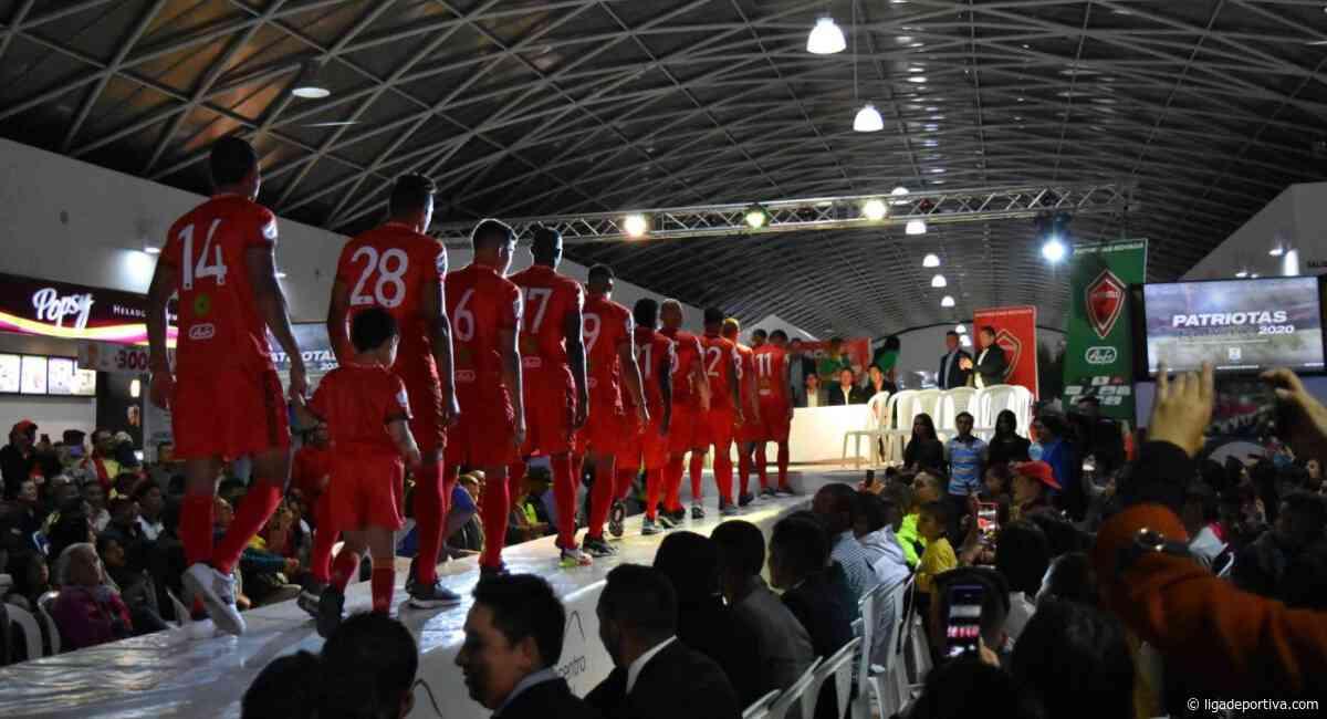 Patriotas anunció la salida de cinco jugadores - Liga Deportiva Postobón