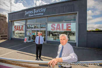 End of an era as popular Perth businessman stands down after five decades - The Courier