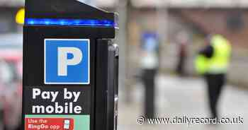 Parking charges to be reintroduced in Perth and Kinross from August 1 - Daily Record