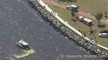 Family Grieving After 17-Year-Old Is Pulled From Water In Perth Amboy, N.J. - CBS New York