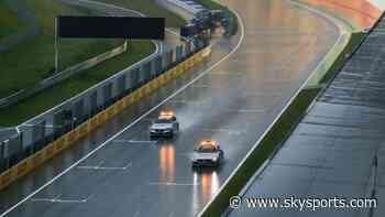 F1 practice cancelled, qualifying delayed
