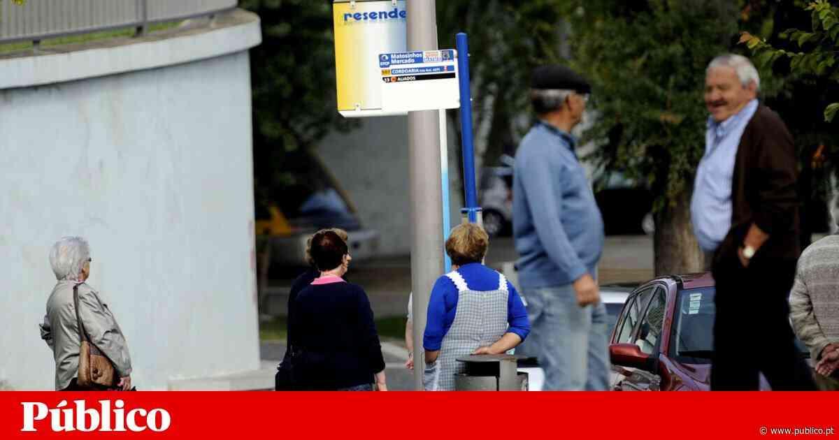 Transportes públicos de Matosinhos reforçados a partir de segunda-feira - PÚBLICO