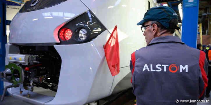 Alstom sacrifie son usine de Reichshoffen, vif émoi en Alsace - Le Monde