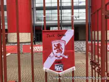 LIVE: Middlesbrough 0 Bristol City 2