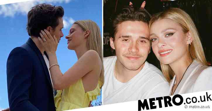 Brooklyn Beckham, 21, confirms he's engaged to Nicola Peltz after eight months of dating