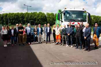Barentin. Des véhicules moins polluants pour collecter les déchets - Le Courrier Cauchois
