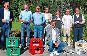 Alle Neune fürs Bier-Sammelglück - Freyung - Passauer Neue Presse