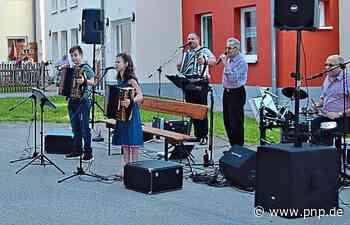 Hofkonzert für Seniorenheim St. Gunther - Freyung - Passauer Neue Presse