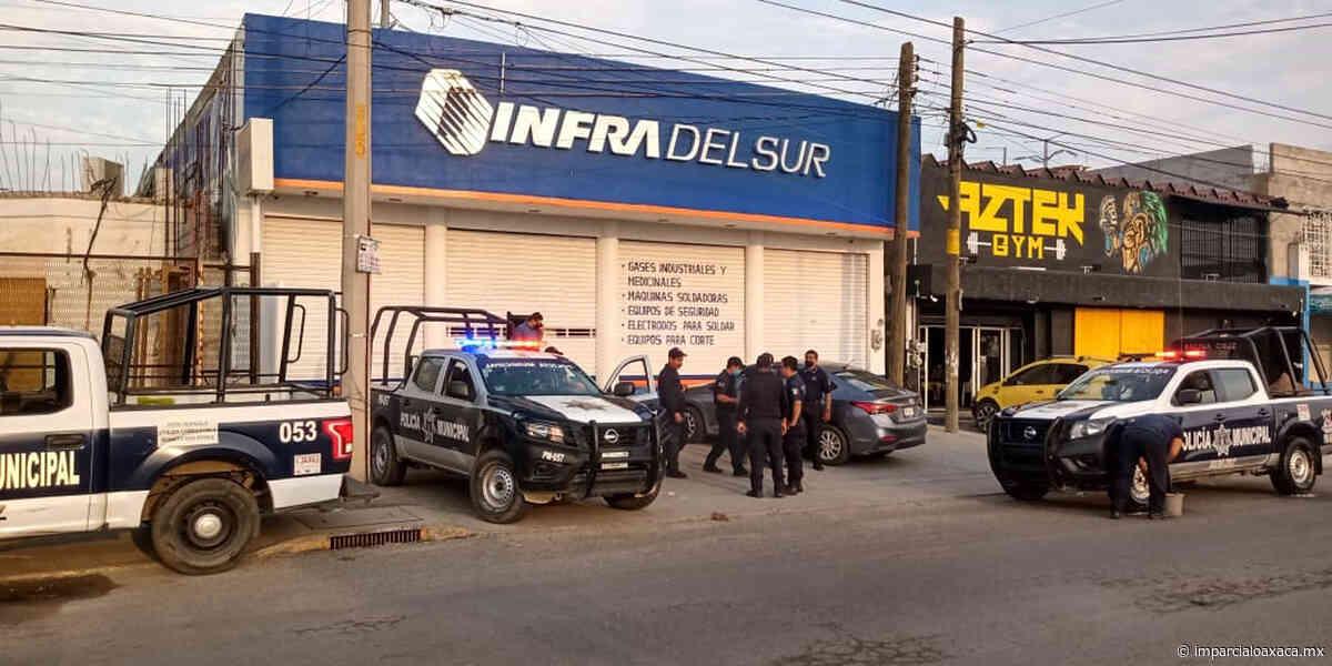 Extorsionan y roban local en Salina Cruz - El Imparcial de Oaxaca