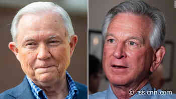 Jeff Sessions takes on former Auburn football coach in bid for old Senate seat