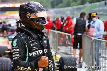 Hamilton: Styrian GP pole lap reminded me of 2008 British GP win