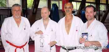 Bundes-Dan Prüfungen im Koshinkan Karate - am 27.06.2020 in Oberhausen!: Prüfung bestanden..... - Oberhausen - Lokalkompass.de