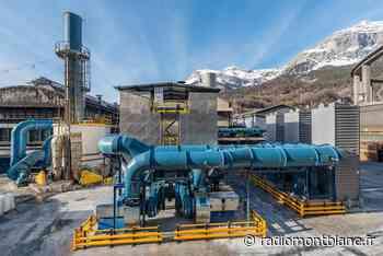 Passy : SGL Carbon continue de réduire ses émissions polluantes - Radio Mont Blanc