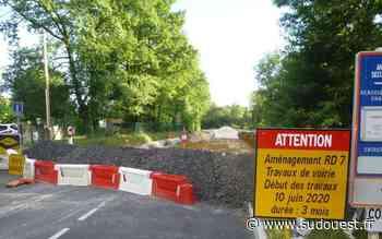 Claix (16) : la RD 7 fermée pour huit semaines - Sud Ouest