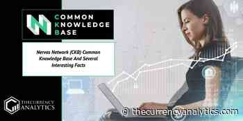 Nervos Network (CKB) Common Knowledge Base And Several Interesting Facts - The Cryptocurrency Analytics