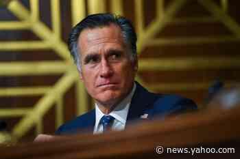 Mitt Romney calls Trump's Roger Stone commutation 'unprecedented, historic corruption'