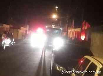 Jaboticabal: homem coloca fogo em casa na tentativa de matar a mulher - Com a Palavra