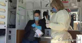 Public health to set up coronavirus screening clinic in Mercier following outbreak - Globalnews.ca