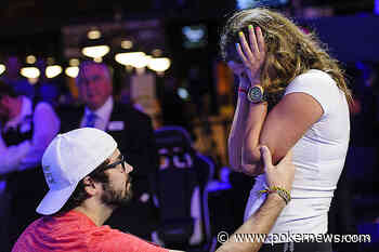 This Day in WSOP History: Jason Mercier Pops the Question - PokerNews.com