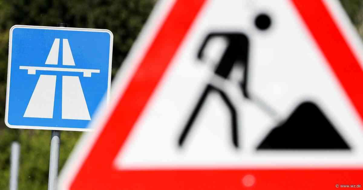 A46: Engpass zwischen Wuppertal-Sonnborn und Haan-Ost am Freitag - Westdeutsche Zeitung