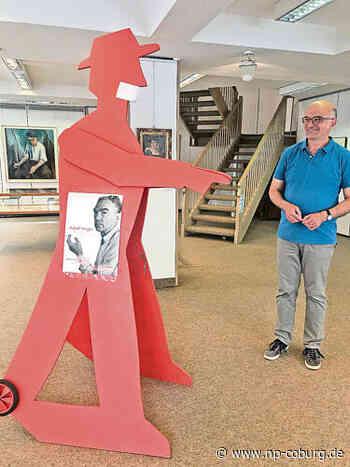 Ebern: Kunst mit Maske - Neue Presse Coburg