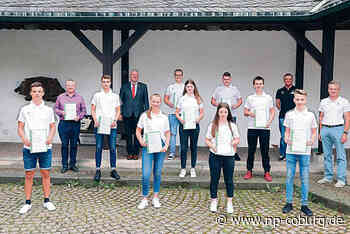 Ebern: Jugendliche sind nun DFB-Junioren-Coach - Neue Presse Coburg