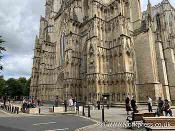 York Minster reopens for sightseeing after lock down closure - York Press