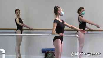 Pleasant Hill dance company gets creative on social media as they start in-person ballet classes - KGO-TV