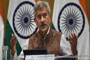 Covid-19: India made right choices; is realistically well placed, says S Jaishankar