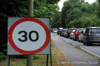 Temporary traffic restrictions in place in York in coming weeks - York Press