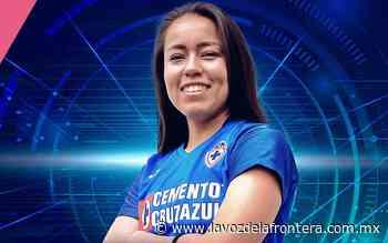 Paola Espino firma con el Cruz Azul - La Voz de la Frontera