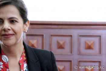 María Paula Romo sería la favorita para ser la próxima 'vice' del Ecuador - Portal Extra