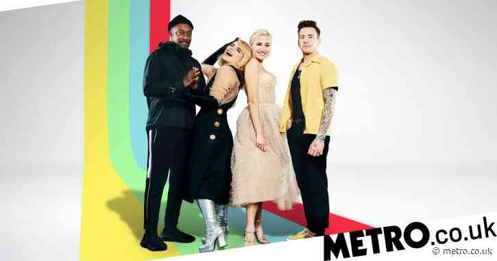 What time is The Voice Kids on tonight and who are the judges?