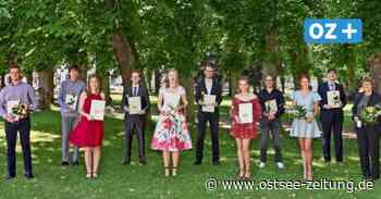 Abi 2020 in Bad Doberan: Das sind die Fotos der Abiturienten - Ostsee Zeitung