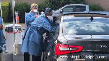 Pennsylvania Reports 1K New Virus Cases, 1st Time Since May - NBC 10 Philadelphia