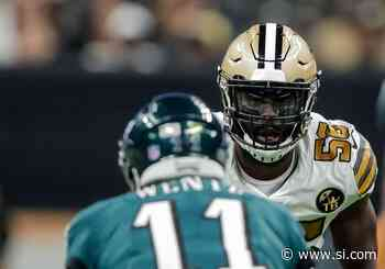 Saints Eyeing Up the Enemy: Philadelphia Eagles - NYGiantsmaven