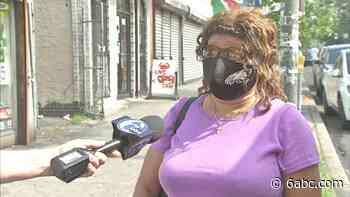 'It was horrible': Philadelphia grandmother hit with rubber bullet during protest speaks out - WPVI-TV