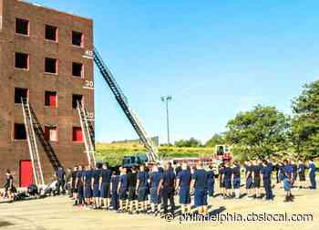 64 Firefighter Cadets From Philadelphia, Upper Darby, Chester To Graduate Next Week - CBS Philly