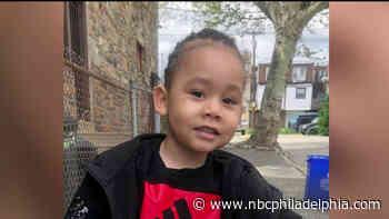 Police Search for Missing 2-Year-Old Philadelphia Boy - NBC 10 Philadelphia