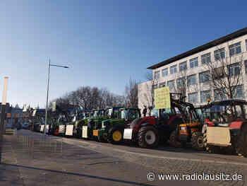 Landwirte fordern vom Freistaat Finanzhilfen - Radio Lausitz