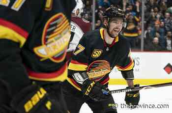 Canucks' Sven Baertschi opts out of playing in remainder of COVID-19-hit season