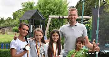 Mit dem Rad zur Küste: Familie Braun fährt von Südhemmern nach Cuxhaven   Hille - Mindener Tageblatt