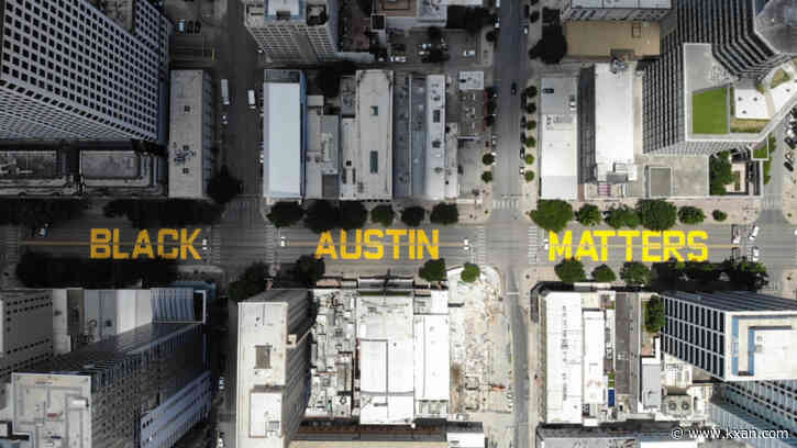 High school students leading Black Lives Matter protest in Austin on Saturday