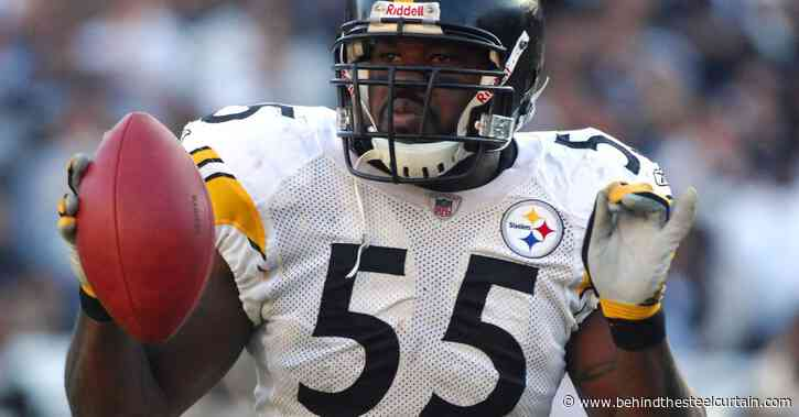 Numero Uni: Who were the most notable Steelers to wear number 55?