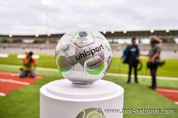 Le Paris FC domine Caen
