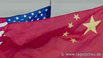 USA warnen Bürger vor Chinas Behörden