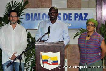 """""""Nos están poniendo una lápida en el pecho"""": """"Pablo Atrato"""" del partido FARC - Cromos"""